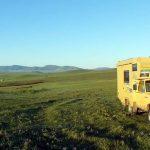 Michas Roadtrip mit dem Allrad Wohnmobil zum Baikal in Russland
