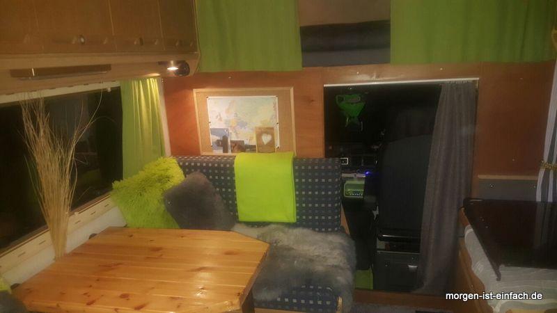 Interview Leben im Wohnmobil