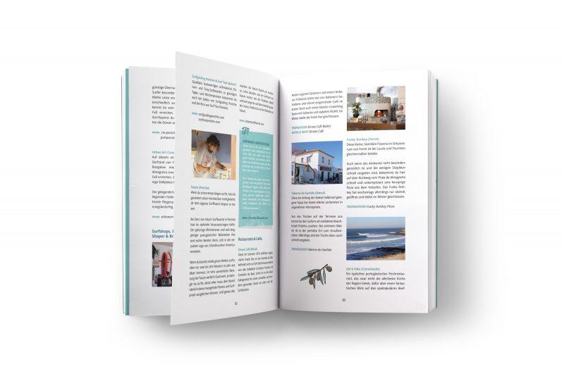 Surfguide Portugal_Buchseite über Peniche
