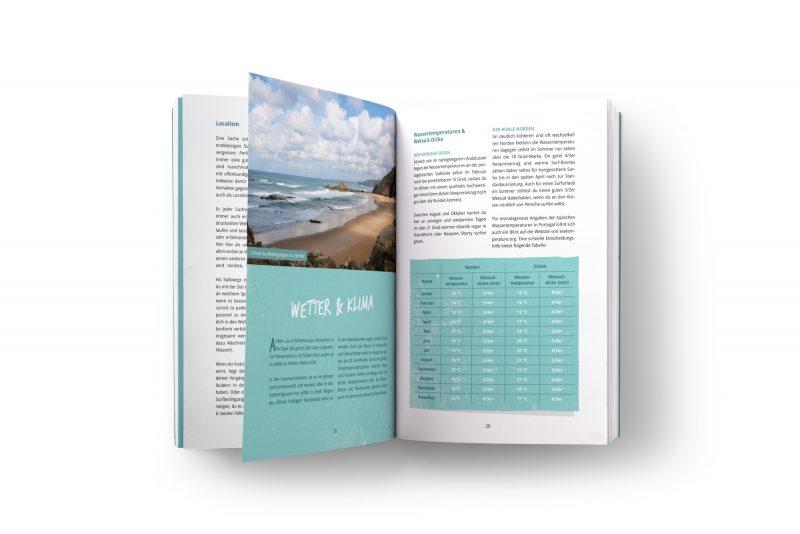 Surfguide Portugal_Kapitel Wetter _ Klima