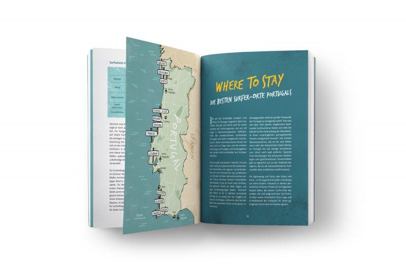 Surfguide Portugal_Kapitel Where To Stay - Der passende Surfer-Ort