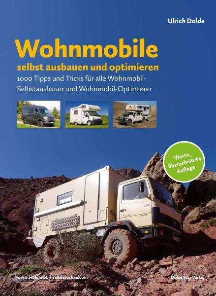 Wohnmobil Selbstausbau Buchcover