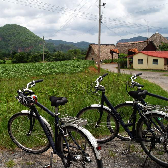 Radreise Kuba ©SprachcaffeReisenGmbH