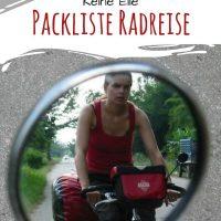 Packliste Radreise