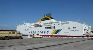 Camping an Bord: Mit dem Wohnmobil von Ancona nach Patras