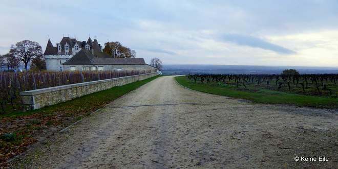 Mit dem Wohnmobil nach Portugal, Übernachten in Bergerac