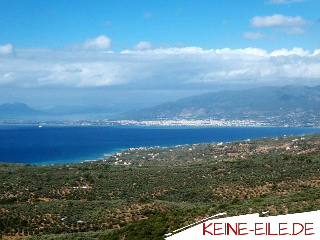Reisebericht Griechenland: Kalamata