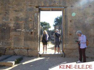 Reisebericht Griechenland: Olympia