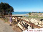 Reisebericht Griechenland: Blick auf den Strand Bouka