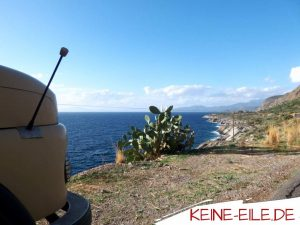 Reisebericht Griechenland: Trachila