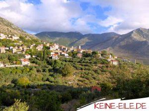 Reisebericht Griechenland: Exo Mani