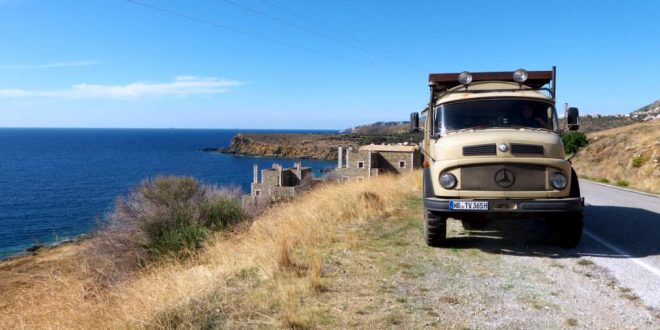 Reisebericht Griechenland: Mani