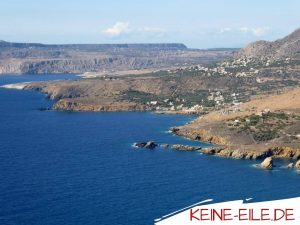 Reisebericht Griechenland: Vathia