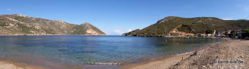 Reisebericht Griechenland: Porto Kagio
