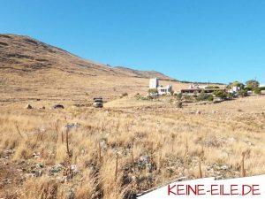 Reisebericht Griechenland: Kap Tenero