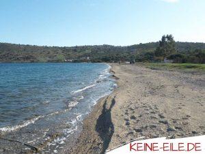 Reisebericht Griechenland: Ostküste Mani