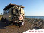 Reisebericht Griechenland: Wäsche trocknen