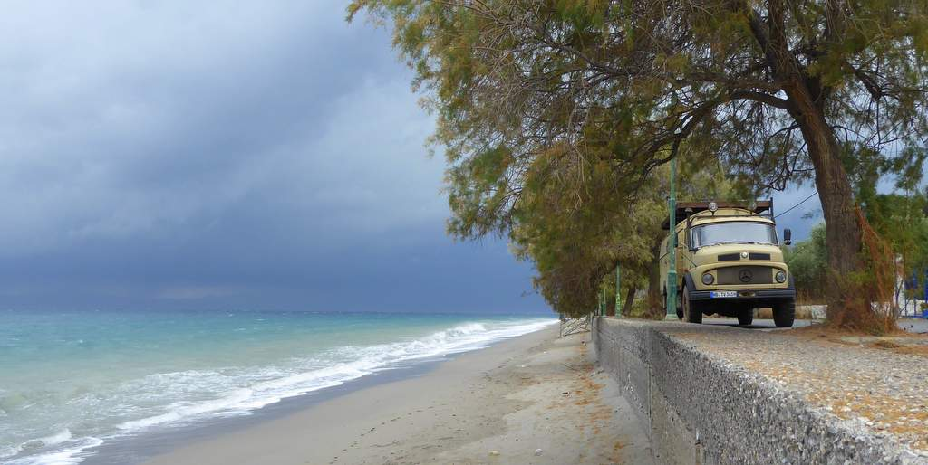 Reisebericht Griechenland: Von Pylos nach Kalamata