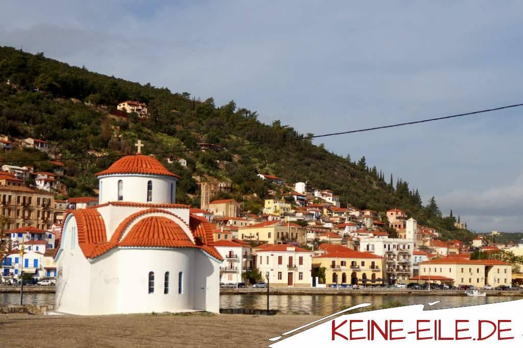 Reisebericht Griechenland: Gythio