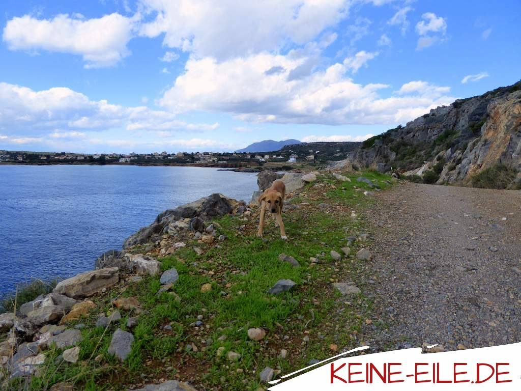 Reisebericht Griechenland:Xili Bay