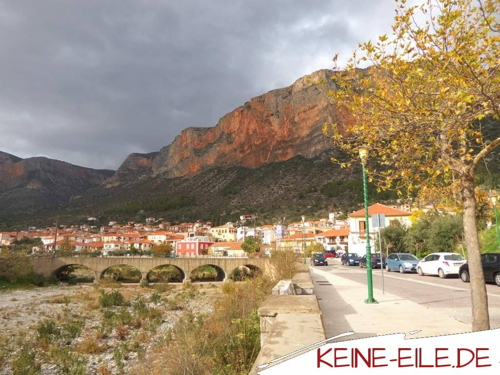 Reisebericht Griechenland: Leonidio