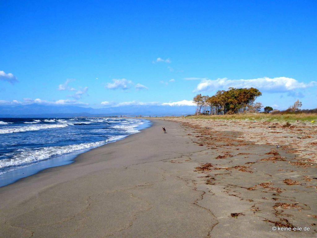 Strand bei Elos