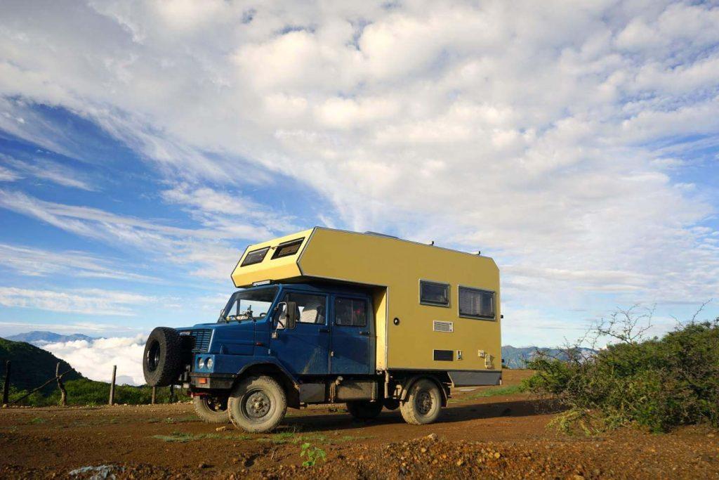 Bremach TGR 35 4x4 Expeditionsmobil