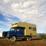 Gemütlich reisen mit dem Bremach TGR 35 4×4 Expeditionsmobil