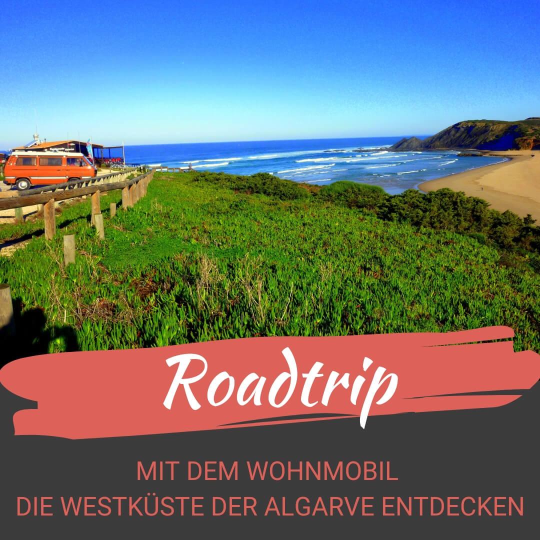 Hol dir unseren Algarve Guide