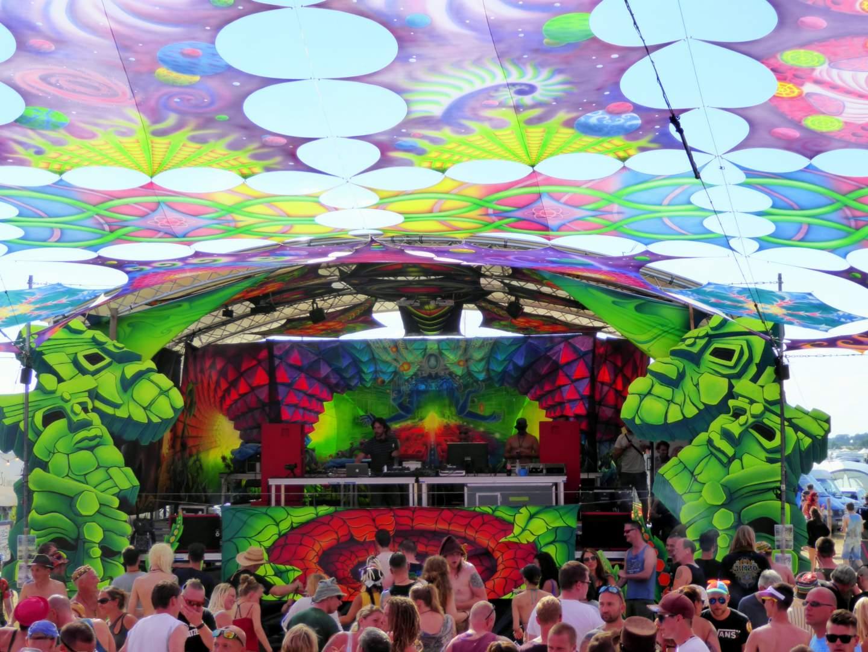 Juli 2018 - Festivalsommer in Brandenburg