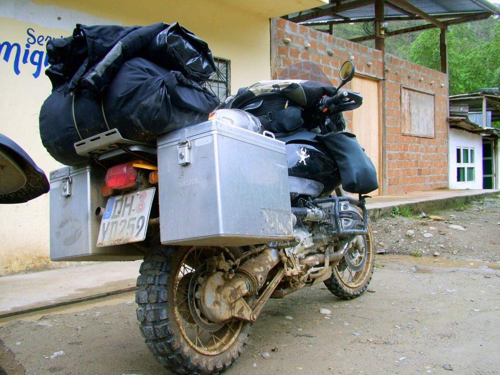 Ratgeber: Motorrad Satteltaschen oder Koffer für die Langzeitreise_
