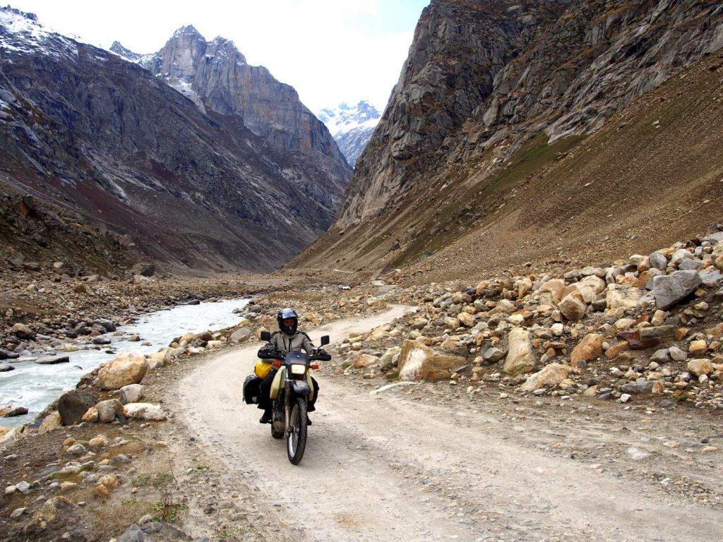 Packliste Motorradtour: Motorradausrüstung für die Weltreise