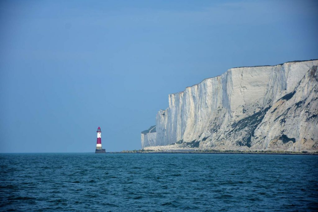 Segeln England: Beachy Head