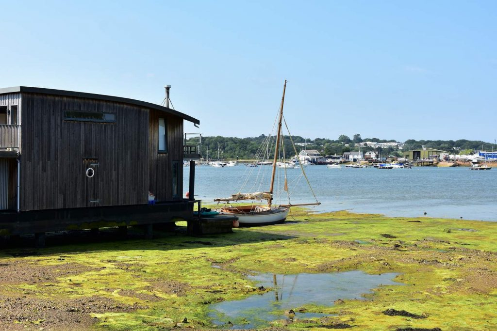 Segeln England: Bembridge Harbour