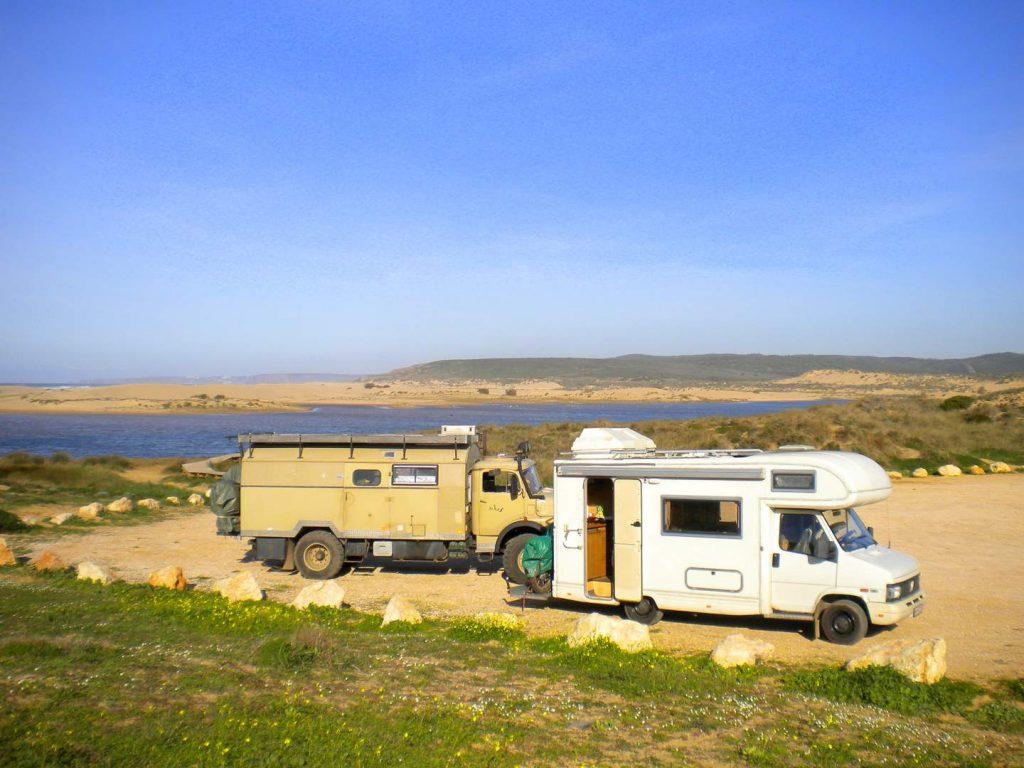 10 Jahre Wagenleben - Portugal 2012