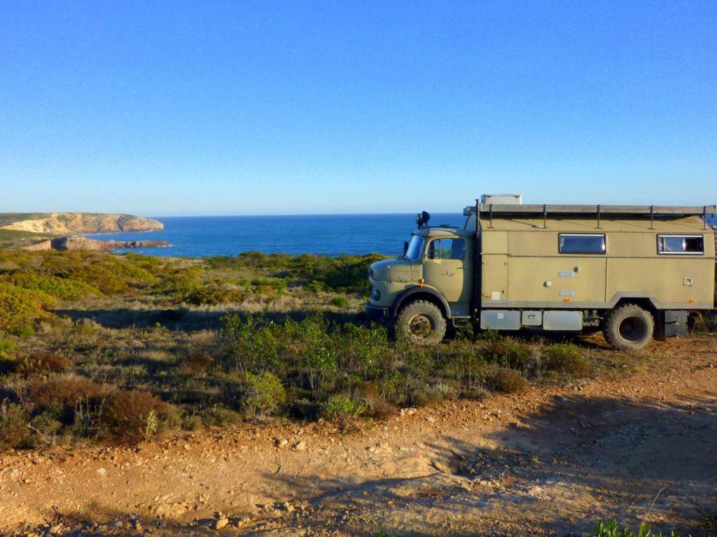10 Jahre Wagenleben - Portugal 2013