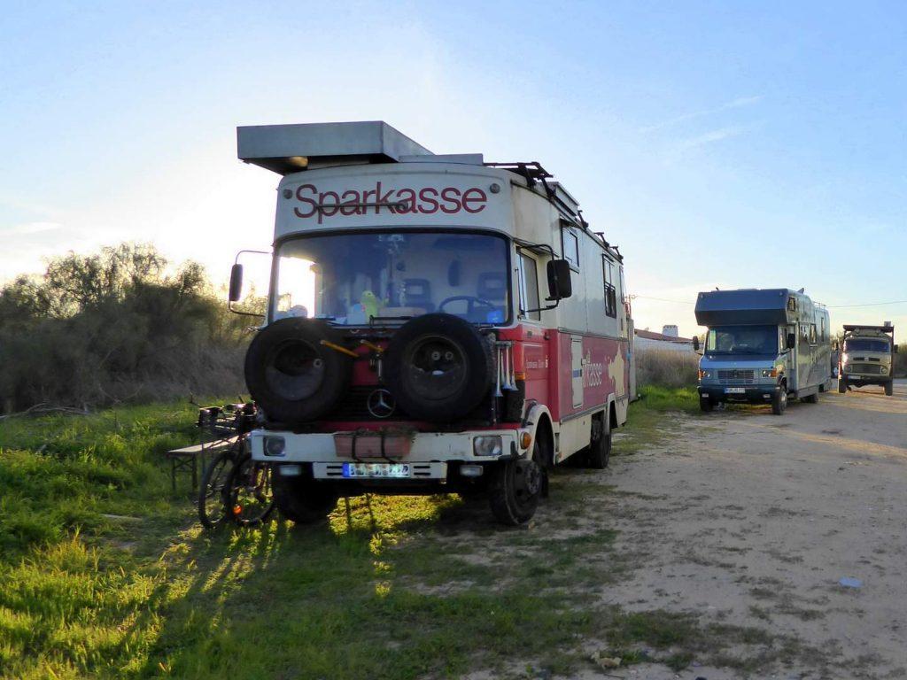 10 Jahre Wagenleben - Sommer in Portugal 2016