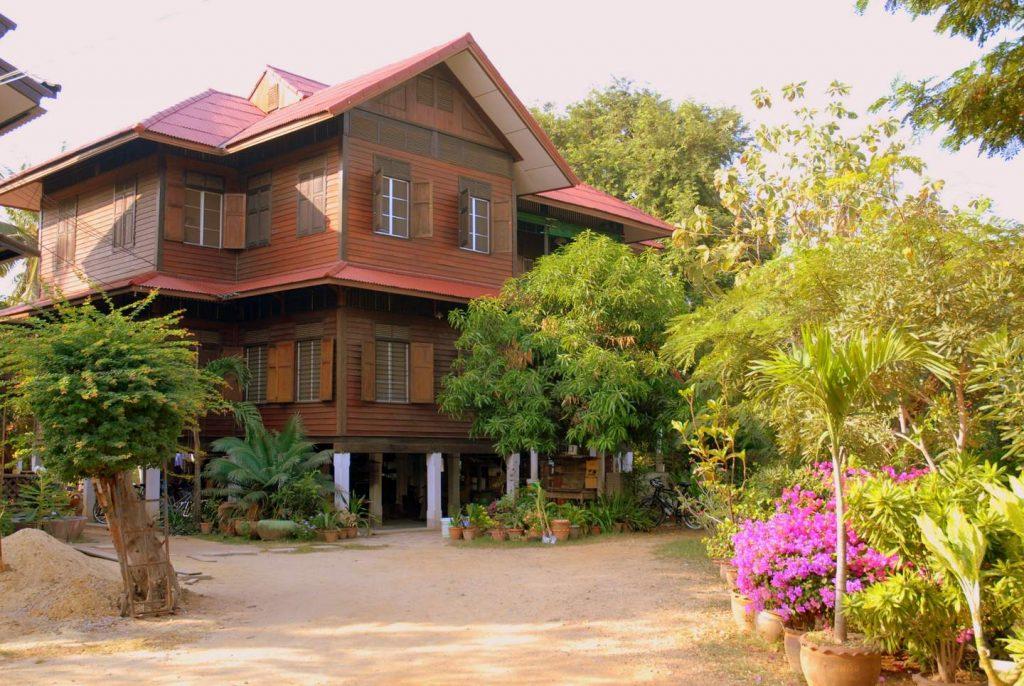 Das Baan Lotus in Ayutthaya, Thailand