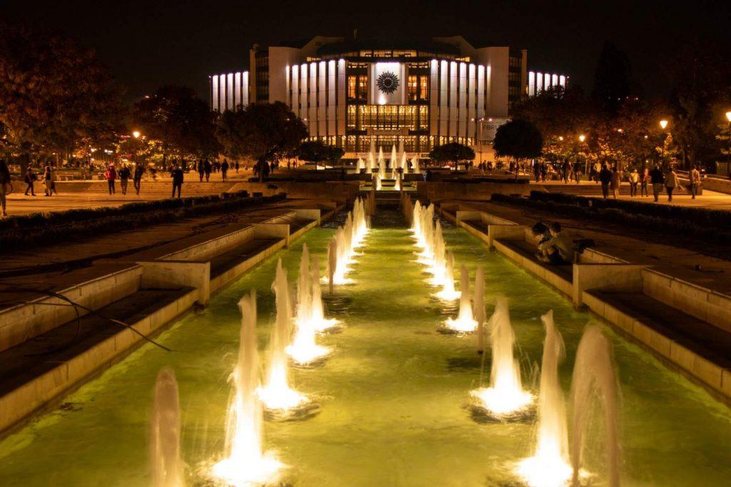 Fahrradtour Bulgarien: Sofia