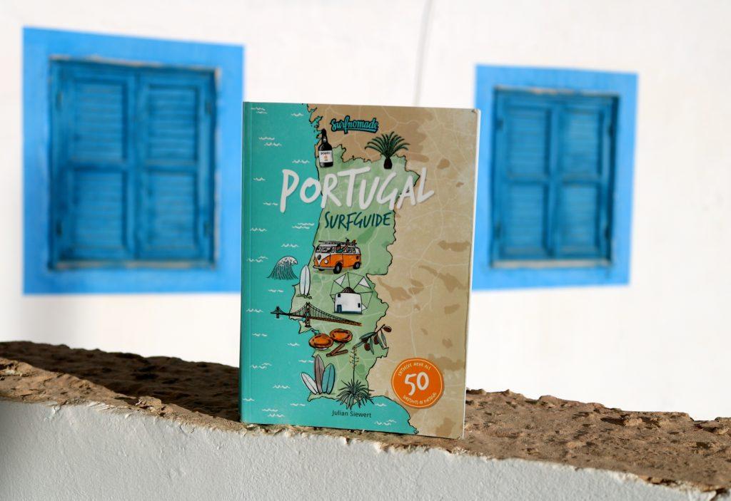 Surfguide Portugal Taschenbuch