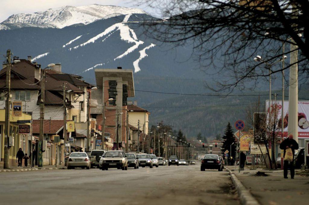 Fahrradtour Bulgarien: Rila