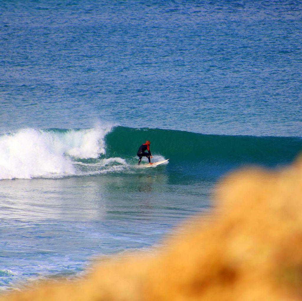 Surfen Portugal: Castelejo