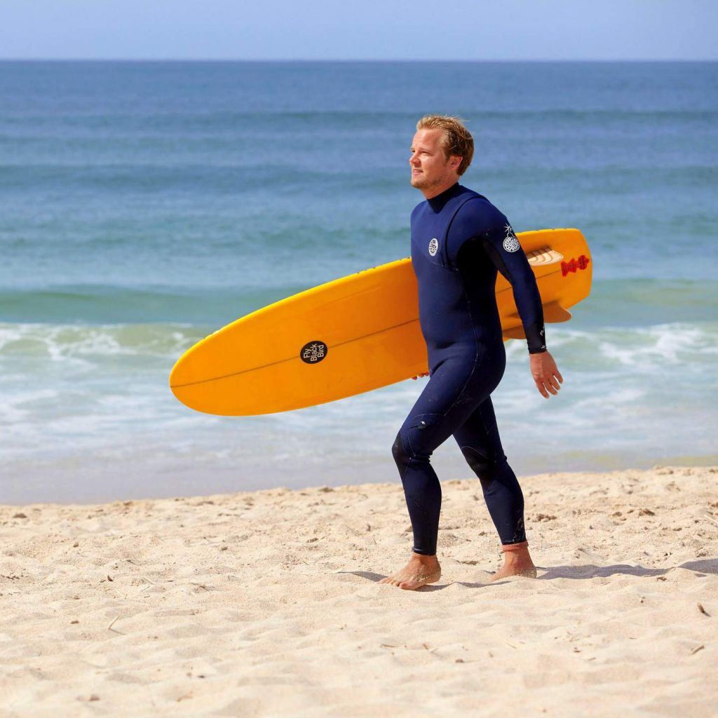 Surfen Portugal: Surfguide Autor Julian Siewert