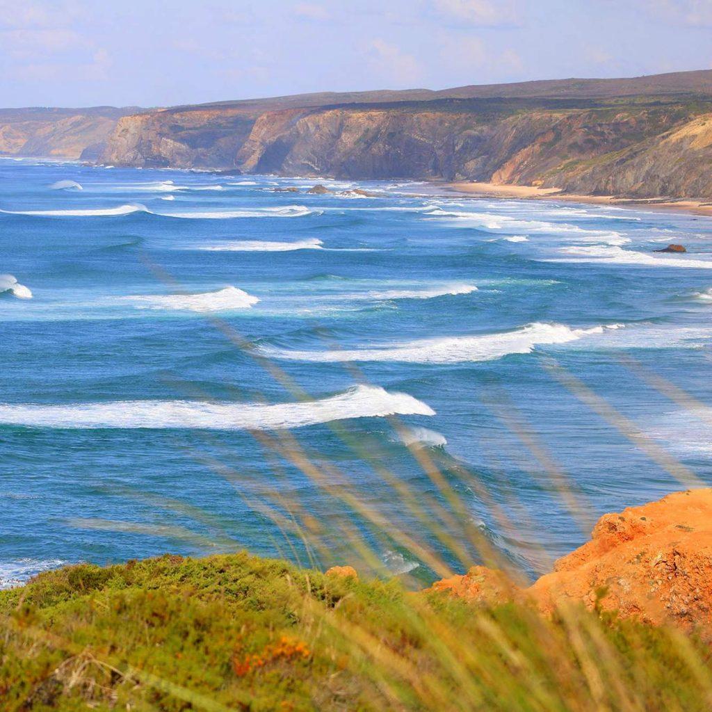 Surfen Portugal: An der Westküste der Algarve