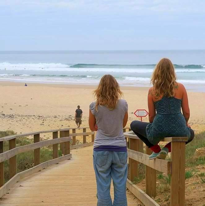 Surfen Portugal: Free Surfer