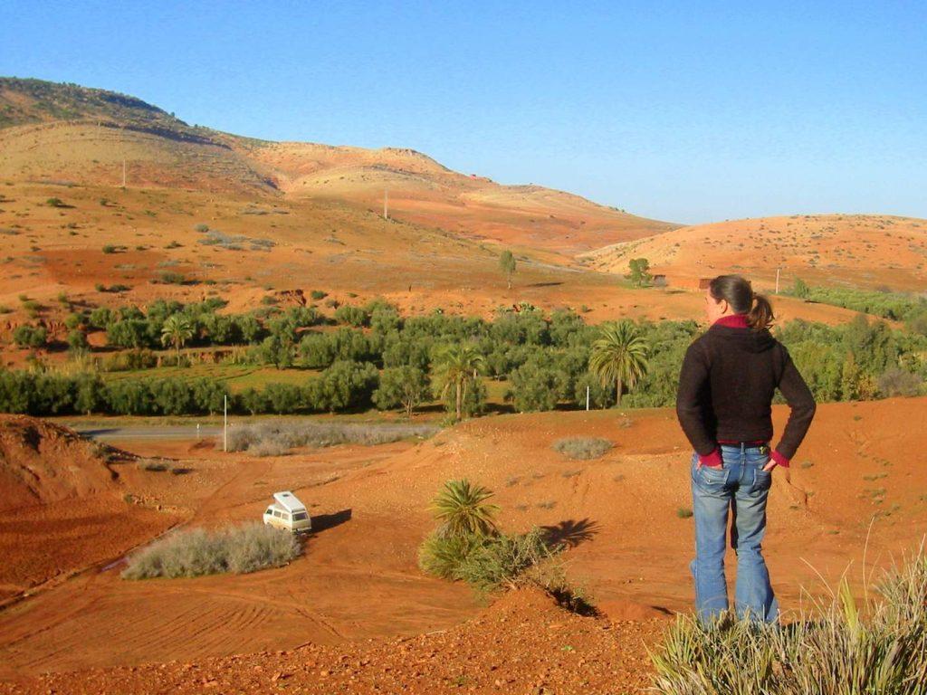 Entscheidungen in Marokko