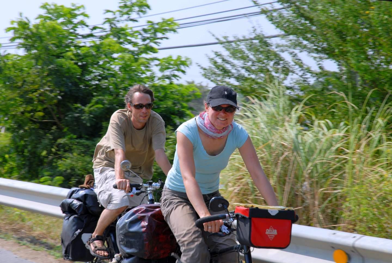 Radreise Thailand: Chai Nat
