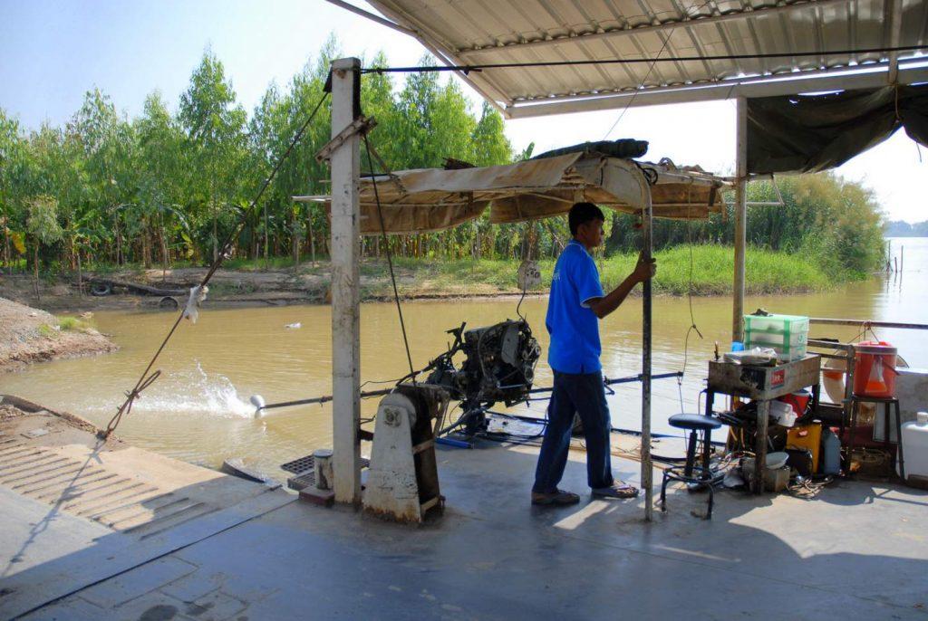 Mit dem Fahrrad nach Utthai Thani