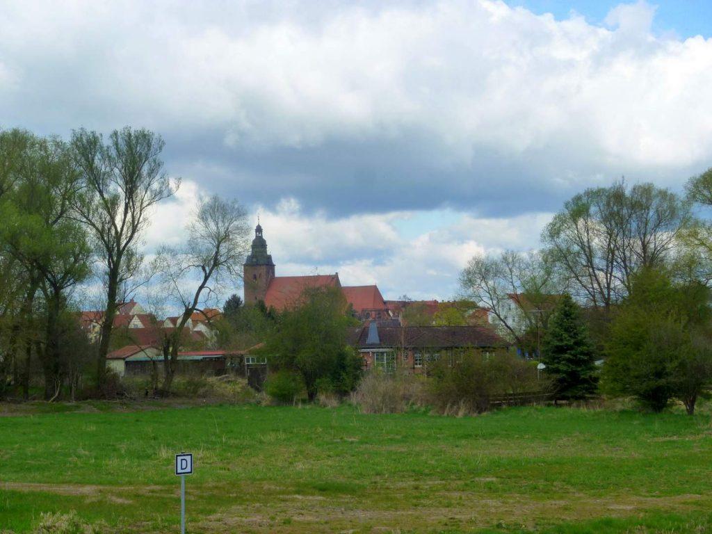 Mit dem Wohnmobil in die Prignitz Havelberg