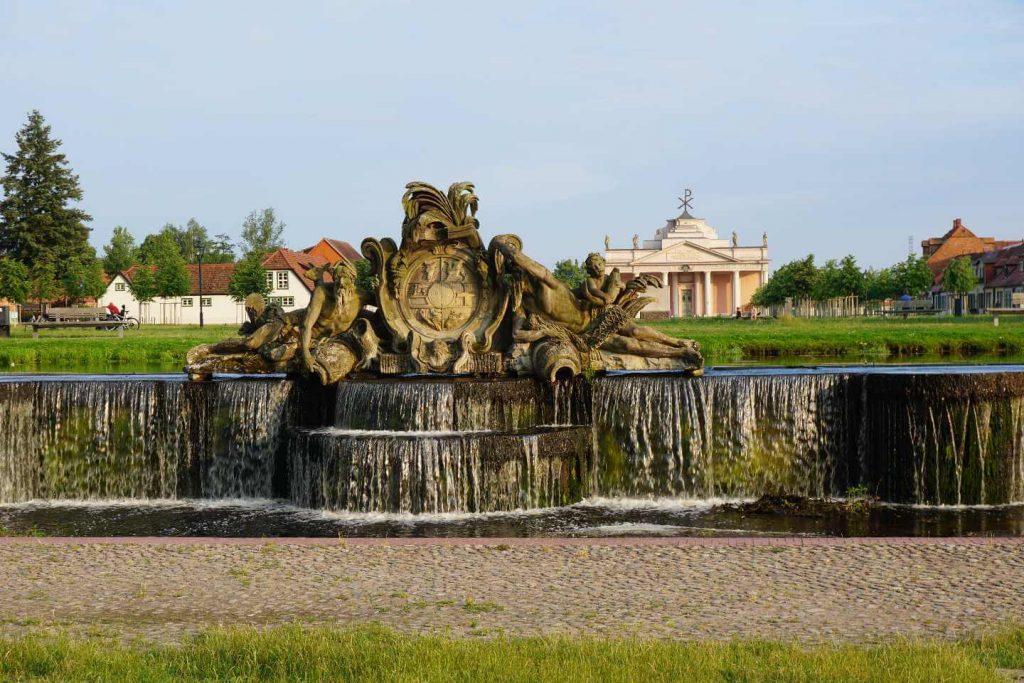 Schlosspark Ludwigslust